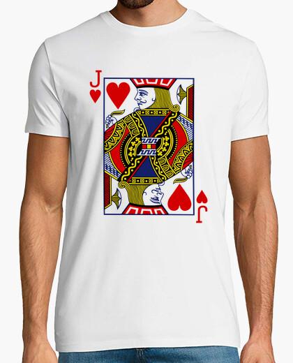 Tee-shirt Jack Of Hearts
