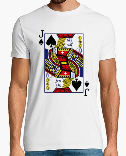 Camiseta Jack Of Spades