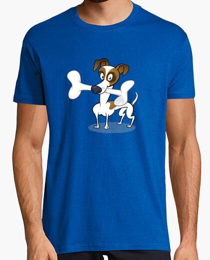 Tee-shirt jack russell