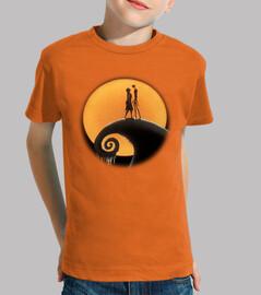 Jack Sally Moon Camiseta