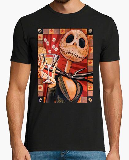Camiseta Jack Skellington - Pesadilla antes de...