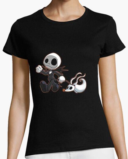 Camiseta Jack Skellington Bebe Chica