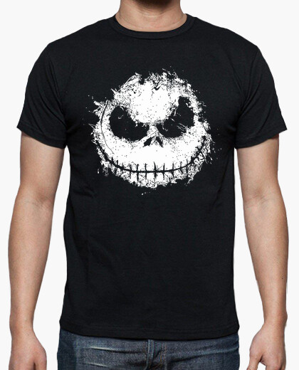 Camiseta Jack Skellington (Pesadilla Antes de Navidad)