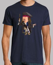 Jack Sparrow by Calvichi's