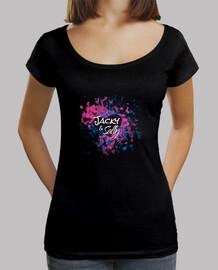 jacky y sally - camiseta