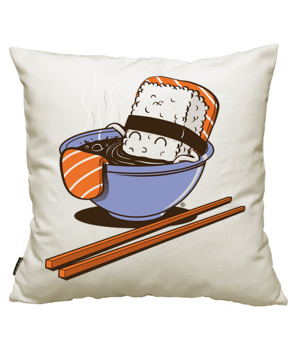 Open Cushion covers food & drinks