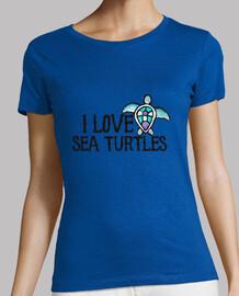j'adore les tortues marines