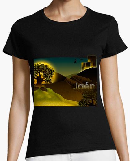 Camiseta Jaén Chica