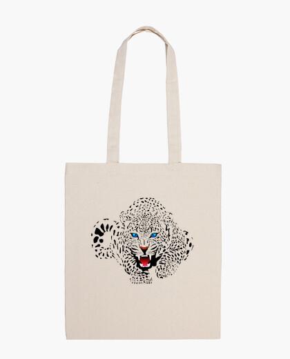 Jaguar attack bag
