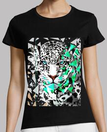 jagwarod t-shirt femme