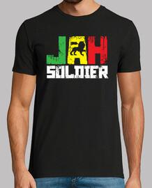 jah soldier rasta reggae