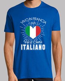 j'ai le cœur italien
