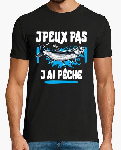 Tee-shirt J'ai pêche cadeau