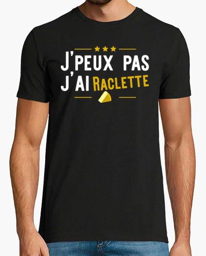 Tee-shirt J'ai raclette cadeau