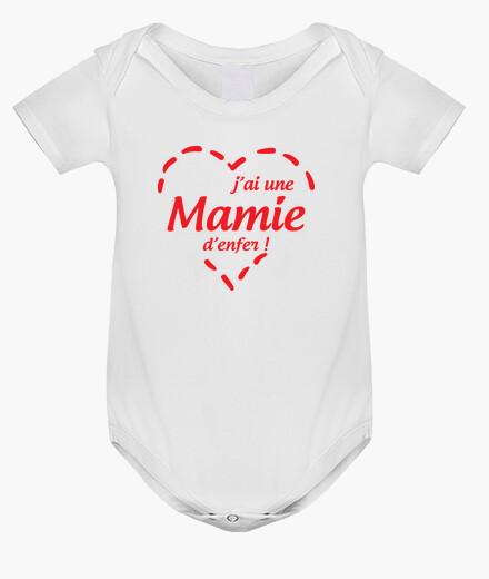 Vêtements enfant J'ai une Mamie d'enfer !