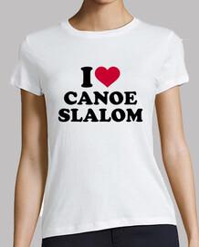 j'aime canoë slalom