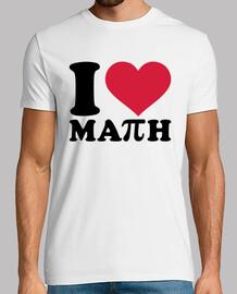 j'aime des maths pi