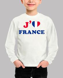 J'aime France
