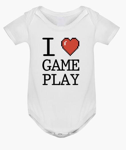 Vêtements enfant j'aime gameplay