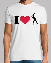 j'aime joueur de baseball