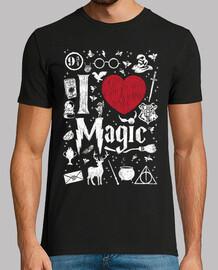 j'aime la magie