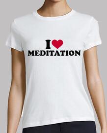 j'aime la méditation