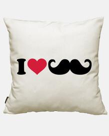 j'aime la moustache