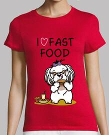 j'aime la nourriture