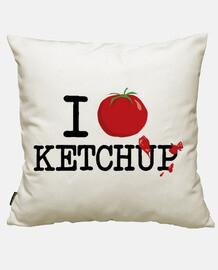 j'aime le ketchup