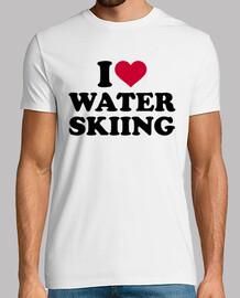 j'aime le ski nautique