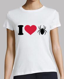 j'aime les araignées