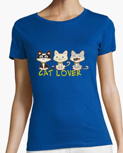 Tee-shirt J'aime les chats