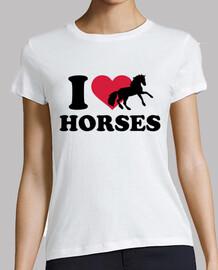j'aime les chevaux