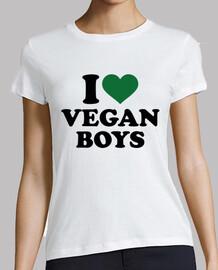 j'aime les garçons végétaliens