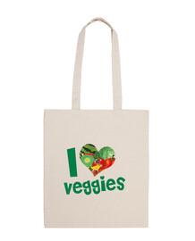j'aime les légumes