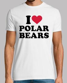 j'aime les ours polaires