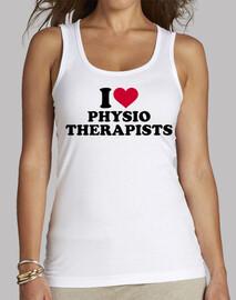 j'aime les physiothérapeutes