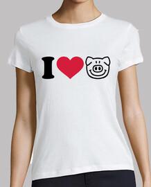 j'aime les porcs
