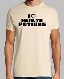 j'aime les potions de santé (texte noir)