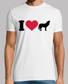 j'aime loup
