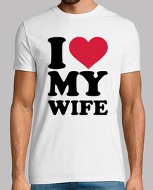 j'aime ma femme