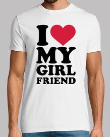 j'aime ma petite amie