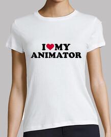 j'aime mon animateur