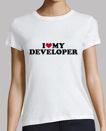 j'aime mon développeur