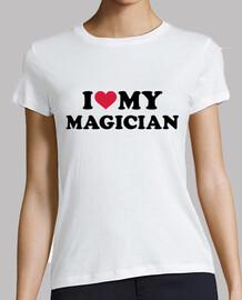 j'aime mon magicien