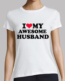 j'aime mon mari génial