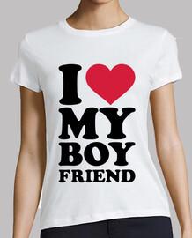 j'aime mon petit ami