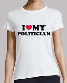j'aime mon politicien