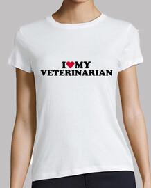 j'aime mon vétérinaire