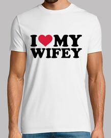 j'aime mon wifey